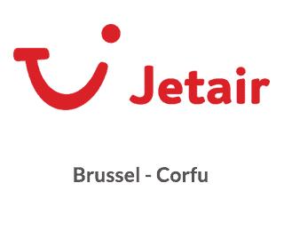 Jetair Brussel Corfu