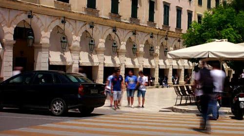Autovakantie op Corfu of Lefkas