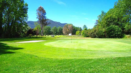 Corfu golfen