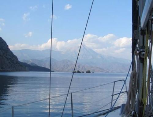 UPDATE: Zeilreis najaar 2017: Corfu – Antalya