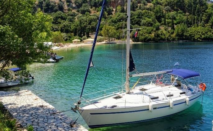 Zeiltocht Griekenland Turkije