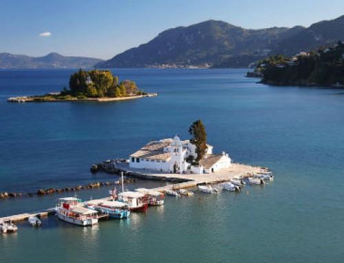 Terug naar Corfu