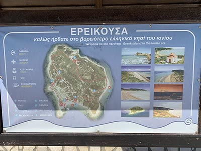 Erikoussa plattegrond